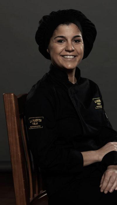 Alicia Santamaría | Jefa de repostería
