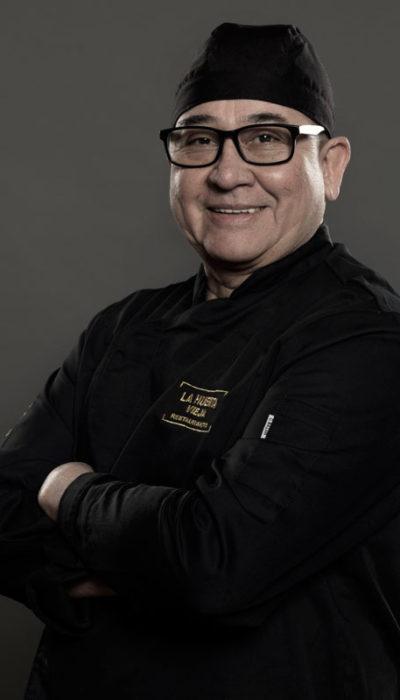 Álvaro Gomez | Ayudante de cocina