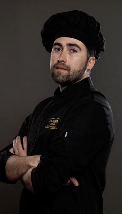 Álvaro Melero | Segundo cocinero.