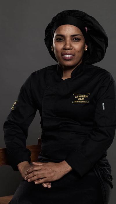 Barbara Yasmin Jovel | Ayudante de cocina