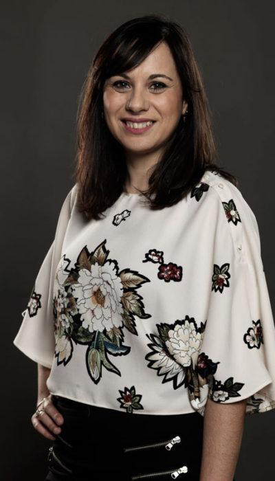 Elena Romero | Administrativo
