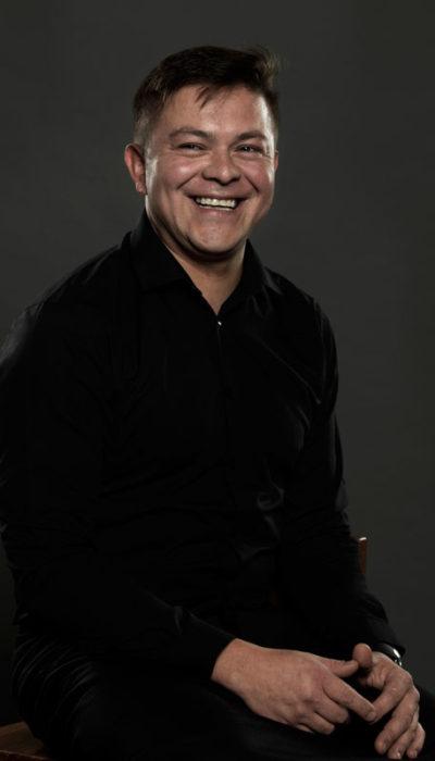 Marco Granizo | Jefe de sala