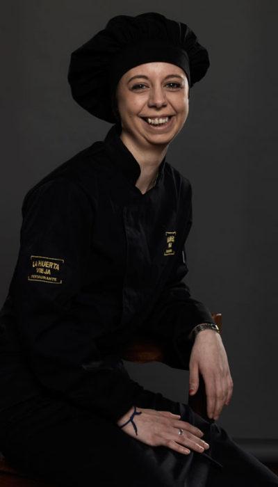Noelia Bra | Ayudante de cocina