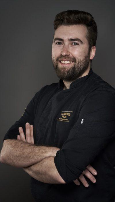 Alvaro Melero | Cocinero