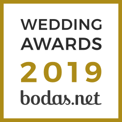 La Huerta Vieja, ganador Wedding Awards 2019 Bodas.net